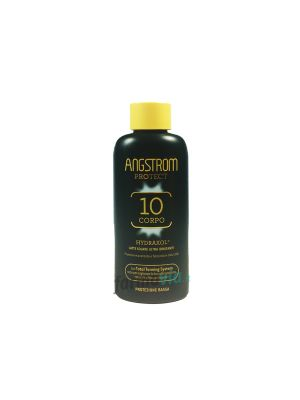 ANGSTROM PROTECT HYDRAXOL LATTE SOLARE SPF 10