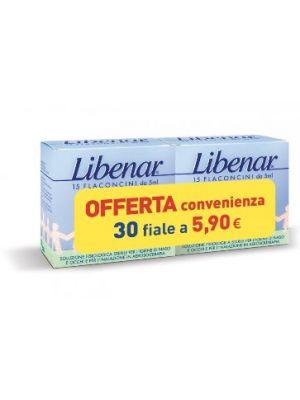 LIBENAR 15+15 FLACONCINI DA 5ML