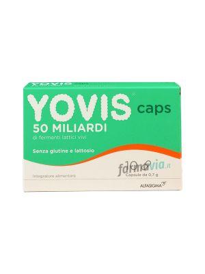 YOVIS CAPS DA 10 CAPSULE