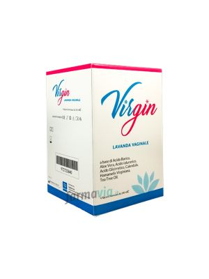 VIRGIN LAVANDA VAGINALE - 4 FLACONI DA 140ML