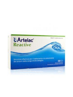 ARTELAC REACTIVE 10 FLACONCINI MONODOSE