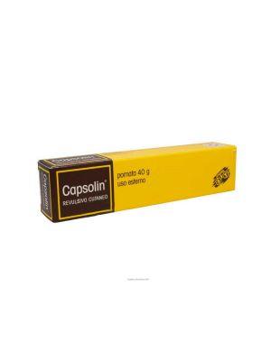 CAPSOLIN POMATA DA 40G
