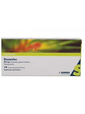 DOSANLOC 14 COMPRESSE 20mg
