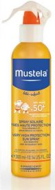 MUSTELA SPRAY SOL 300ML SPF50+